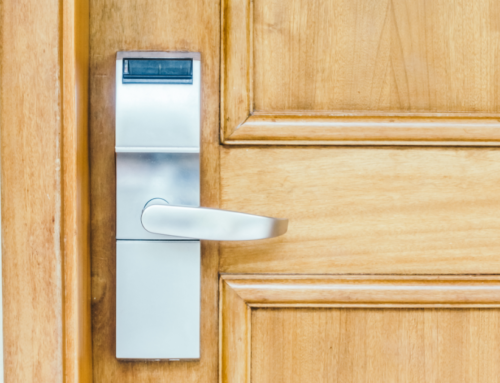 What are The Benefits of a Door Entry System?