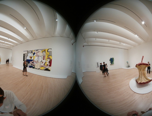 360° Camera Delivers Complete Overviews and Great Details