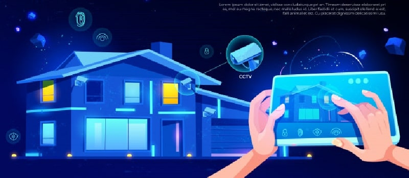 smart-house-access-control-system